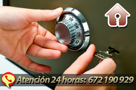 apertura de cajas fuertes Zaragoza