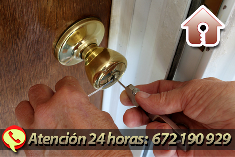 apertura de puertas Zaragoza